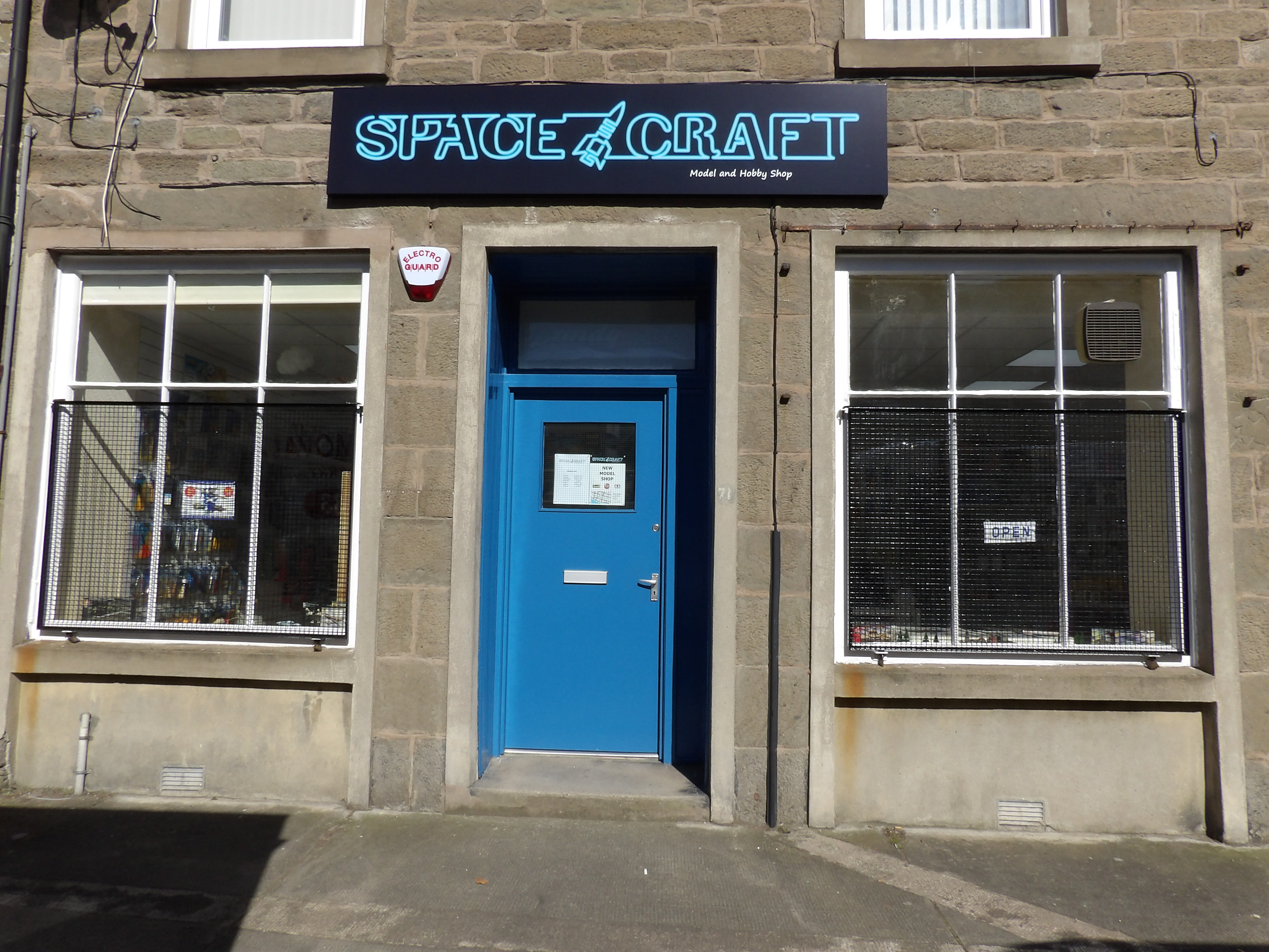 Space Craft Model Shop Dundee