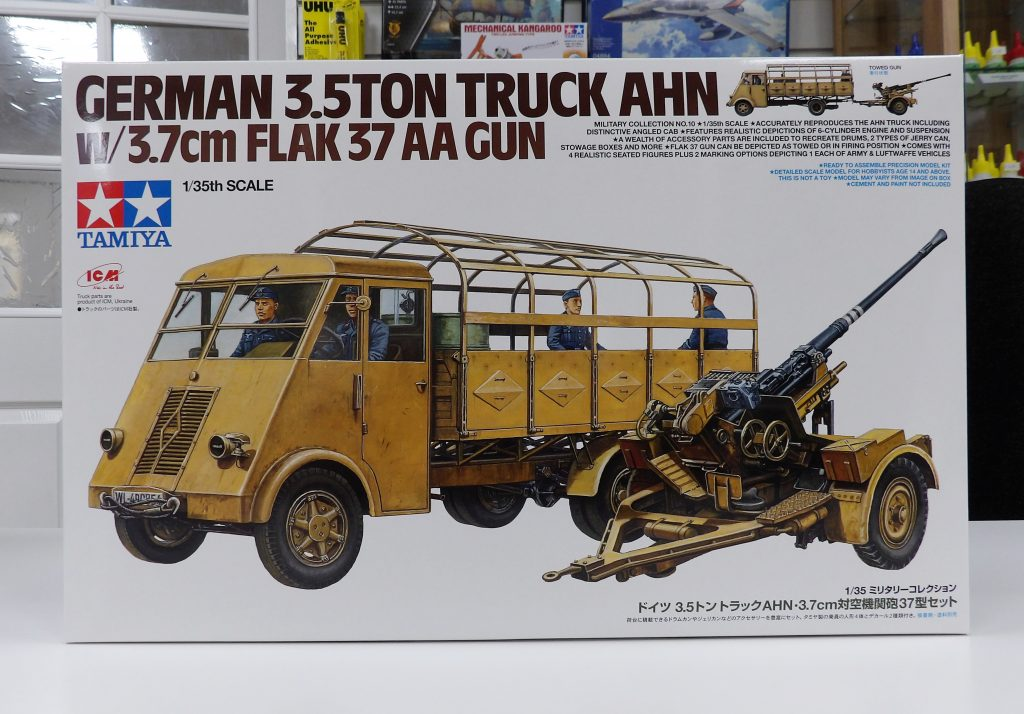 Truck Ahn Tamiya Space Craft Broughty Ferry