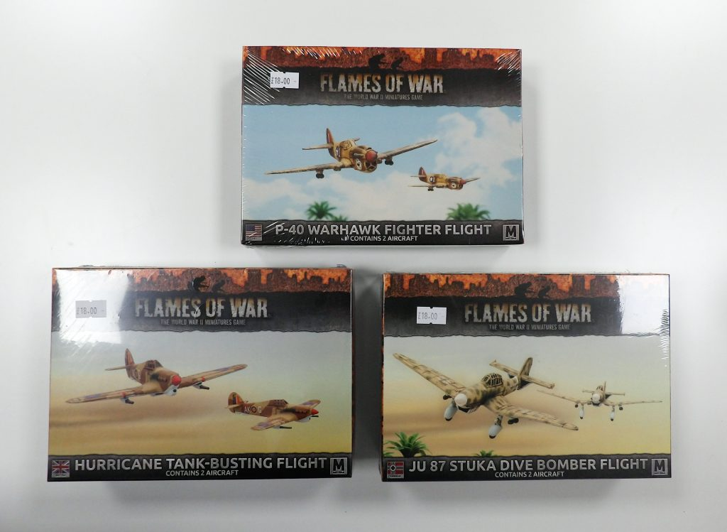 Wargame Flames of War Broughty Ferry Dundee Model Shop Space Craft