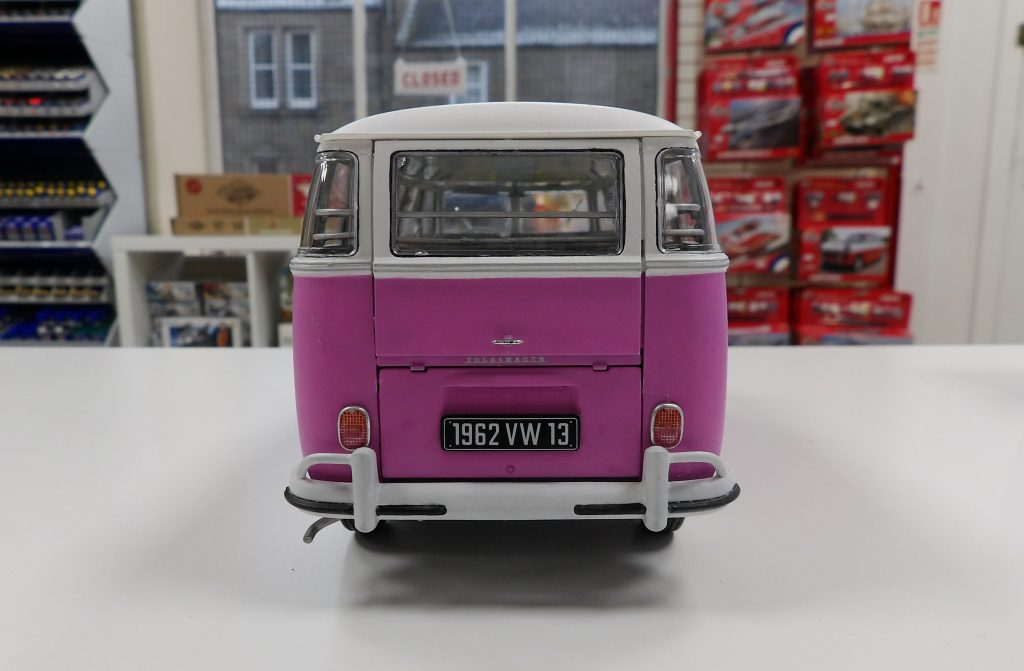 Revell Camper Van Space Craft Model Shop Broughty Ferry