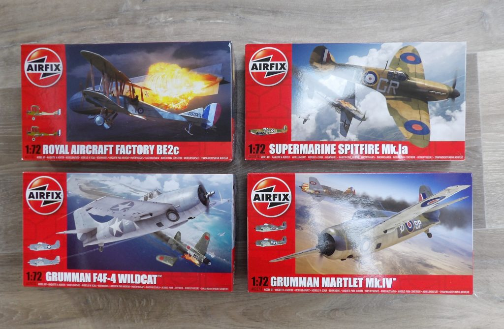 Space Craft Model Shop Dundee Airfix Plastic Kit