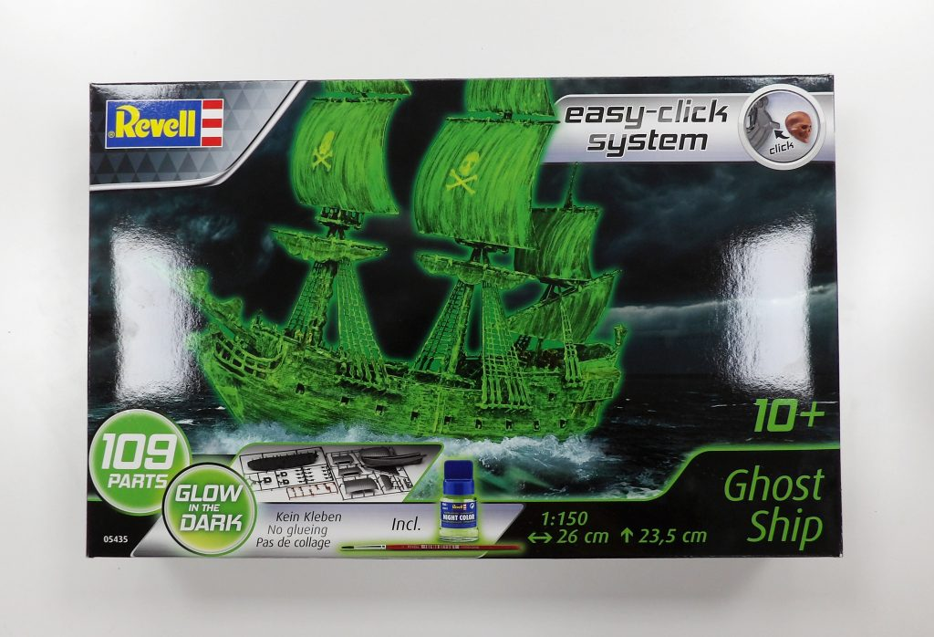 Revell Ghost Ship Model Shop Space Craft Dundee