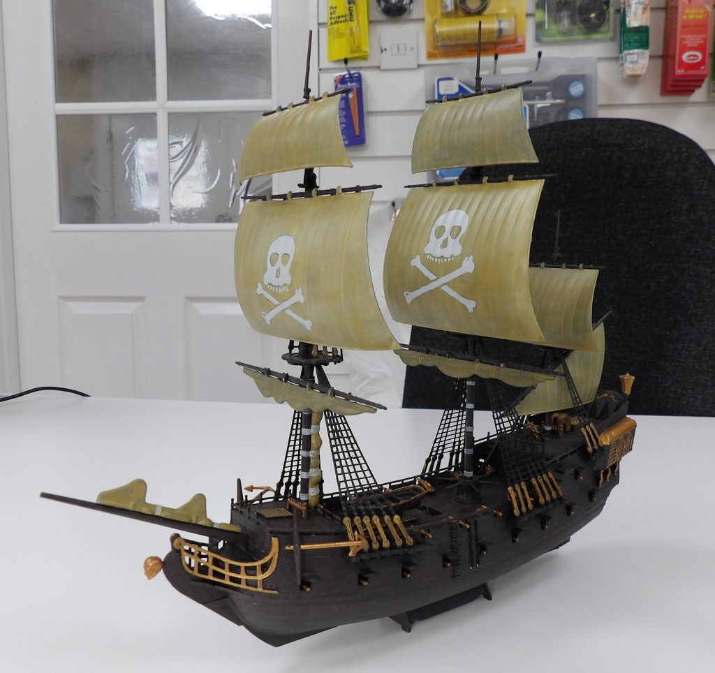 Revell Ghost Ship Model Shop Space Craft Broughty Ferry