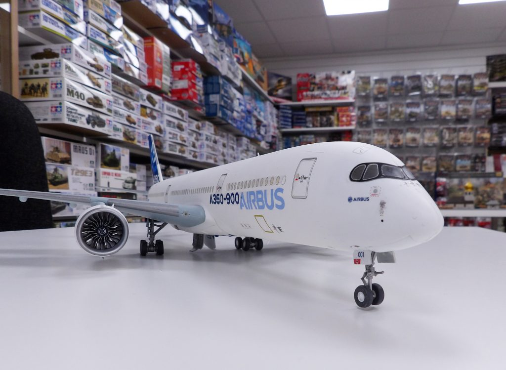 Revell A350 Space Craft Model