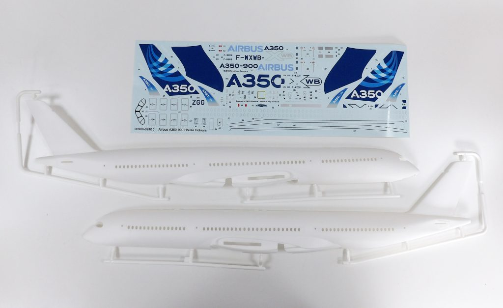 Revell A350 Space Craft Model Shop Dundee