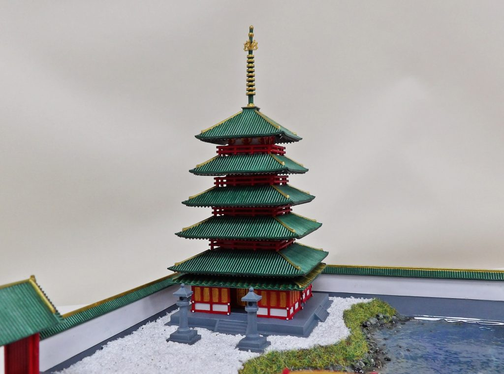 Microace Pagoda Model Shop Dundee Scotland Space Craft