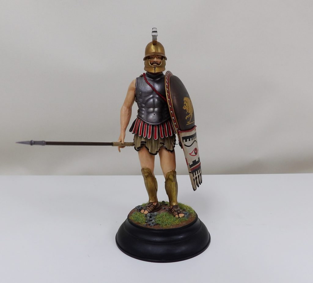 Miniart Greek Hoplite Space Craft Broughty Ferry Dundee Model Shop Scotland