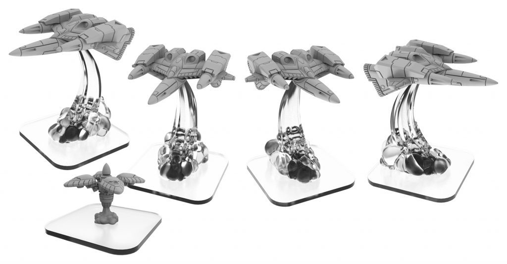 Monsterpocalypse Shadow Sun Syndicate Zor-Maxim Space Craft Broughty Ferry Dundee Scotland Shop