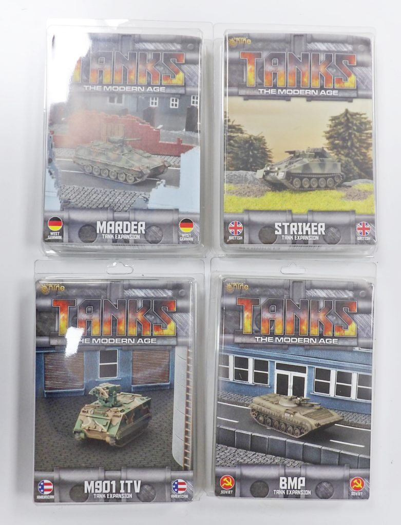 Tanks Modern Age Helicopter Space Craft Model Shop Dundee Scotland