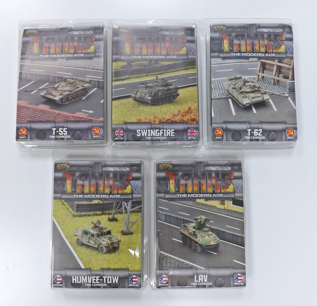 Space Craft Model Hobby Shop Dundee Scotland GF9 Modern Tanks Wargame