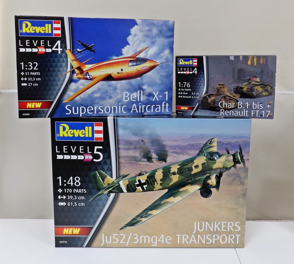 Revell Space Craft Model Shop Plastic Kit Scotland Dundee