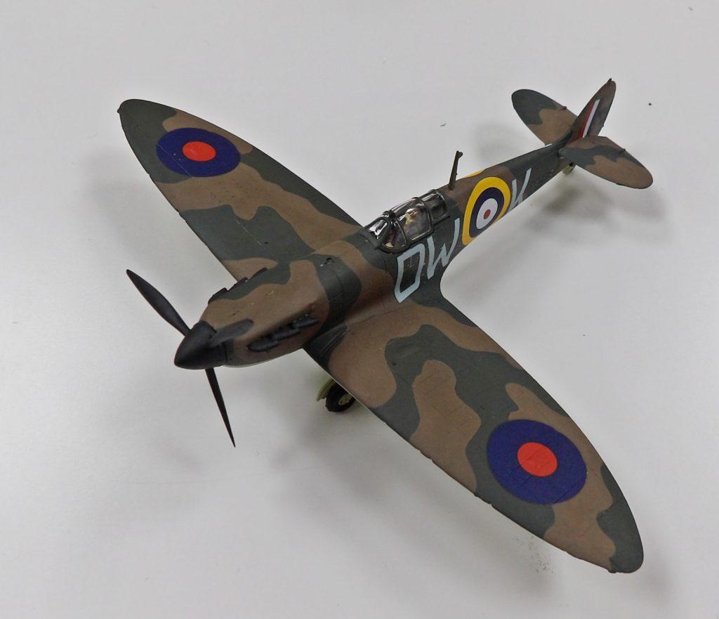 Spitfire MkIa Airfix Starter Set Dundee Model Shop Scotland Fife Broughty Ferry Hobby