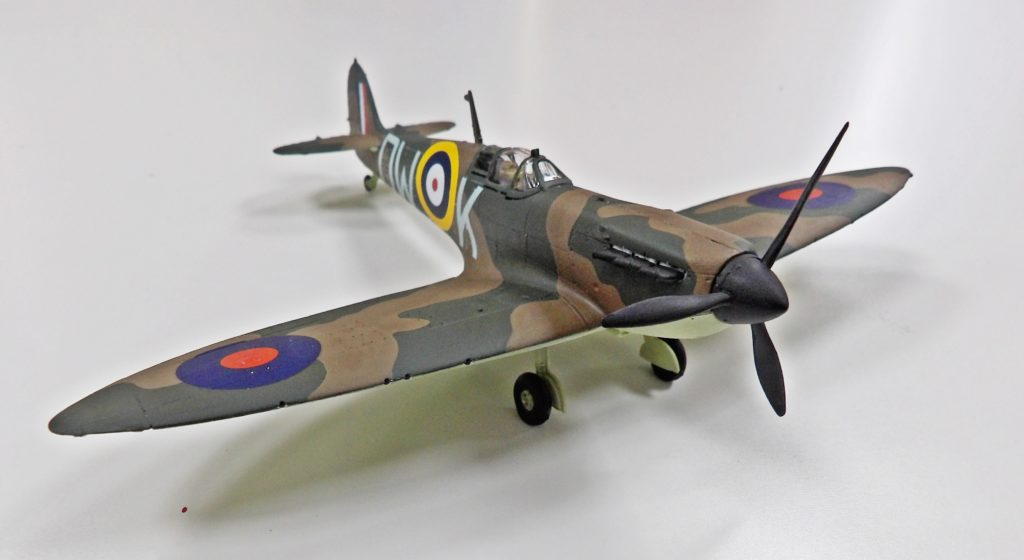 Spitfire MkIa Airfix Starter Set Dundee Model Shop Scotland Fife Broughty Ferry Hobby