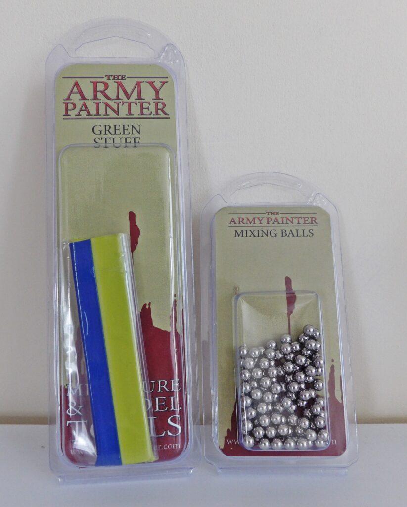 Army Painter Primer Wet Palette Green Stuff Model Shop Dundee Scotland
