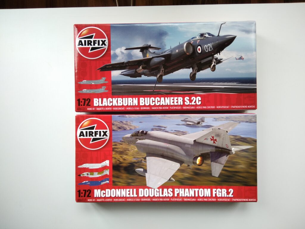 Airfix aircraft airplane plane Space Craft Broughty Ferry Dundee Scotland UK Model Shop Scale Kits