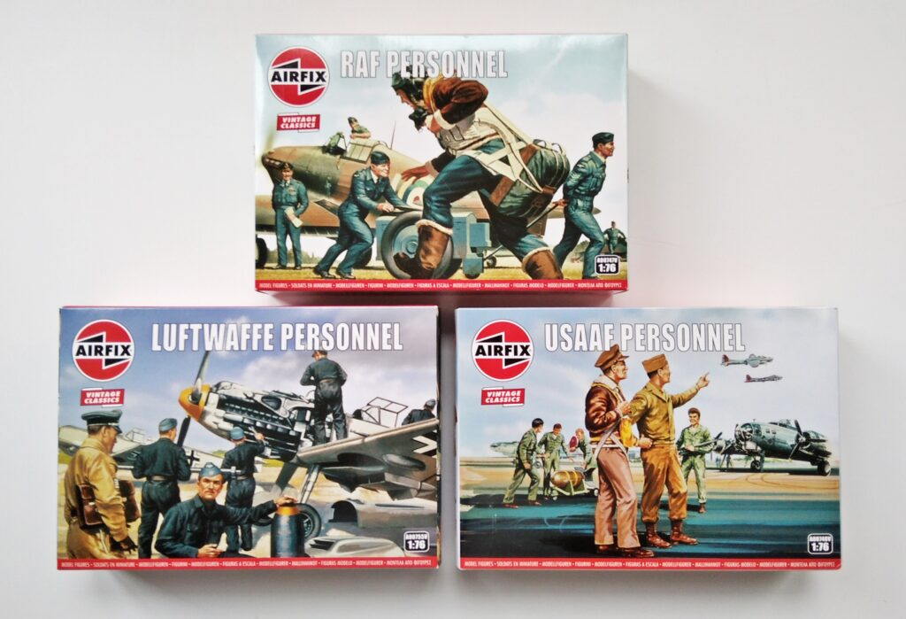 Airfix 1/72 20mm military figures Space Craft Broughty Ferry Dundee Scotland UK Model Shop Scale Kits