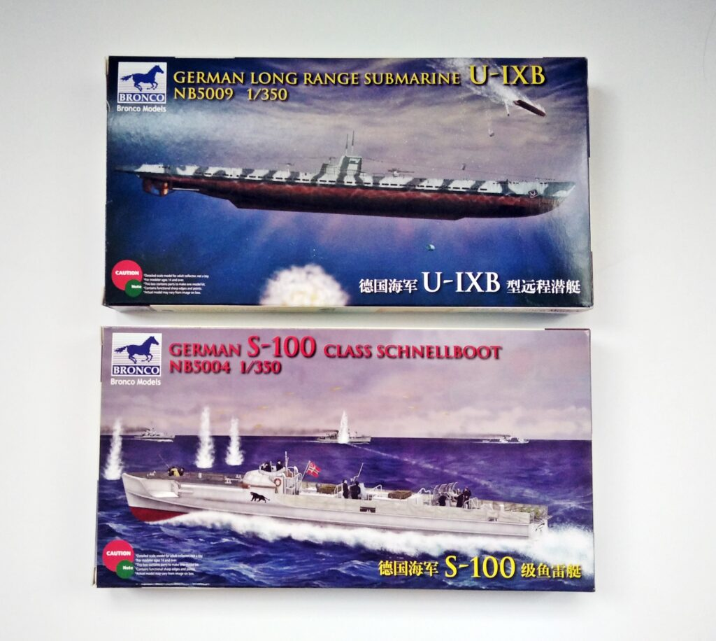 1/350 Submarine Bronco Zvezda Space Craft Models Broughty Ferry Dundee Scotland Angus