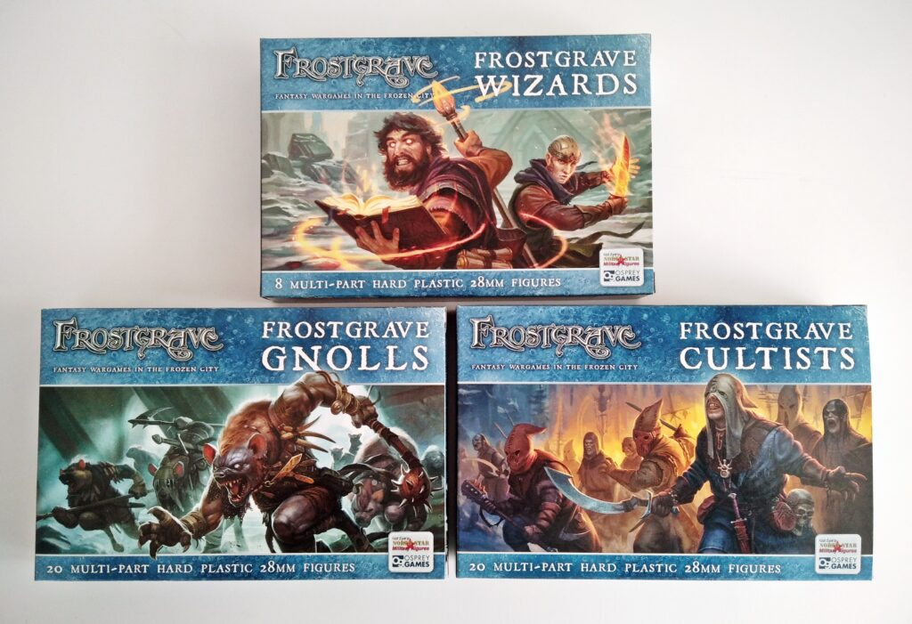 Frostgrave Wargame 28mm Historic Fantasy Space Craft Broughty Ferry Dundee Scotland UK Model Shop Scale Kits