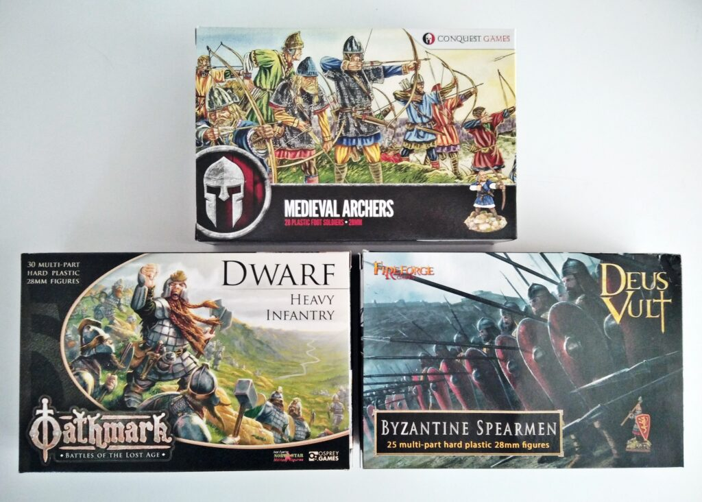 Conquest Oathmark Fireforge Wargame 28mm Historic Fantasy Space Craft Broughty Ferry Dundee Scotland UK Model Shop Scale Kits