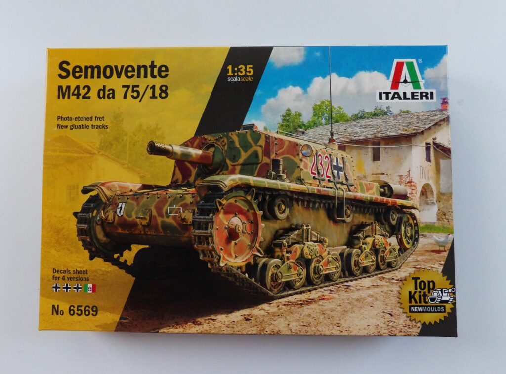 Italeri Model Kit 1/35 Military Tank Space Craft Models Broughty Ferry Dundee Scotland Angus
