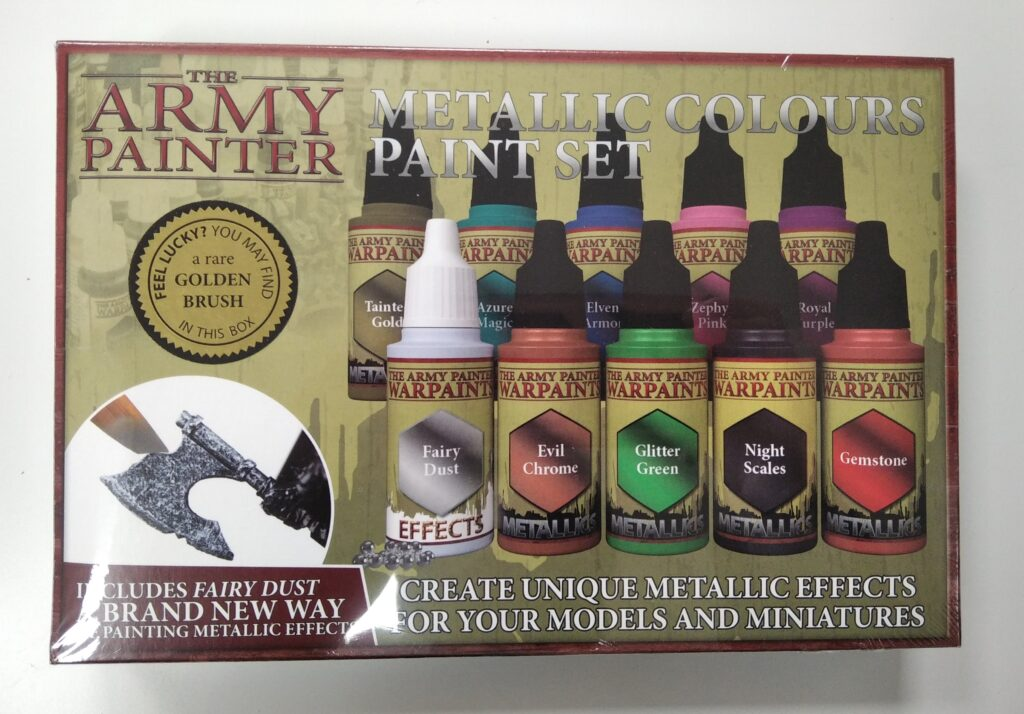 Army Painter Metallic Paint Set Model Shop Hobby Dundee Angus
