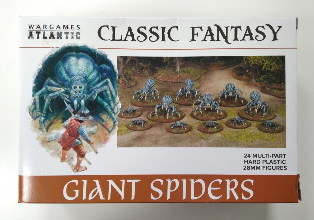 Wargames Atlantic Giant Spiders 28mm Historic Space Craft Broughty Ferry Dundee Scotland UK Model Shop Scale Kits