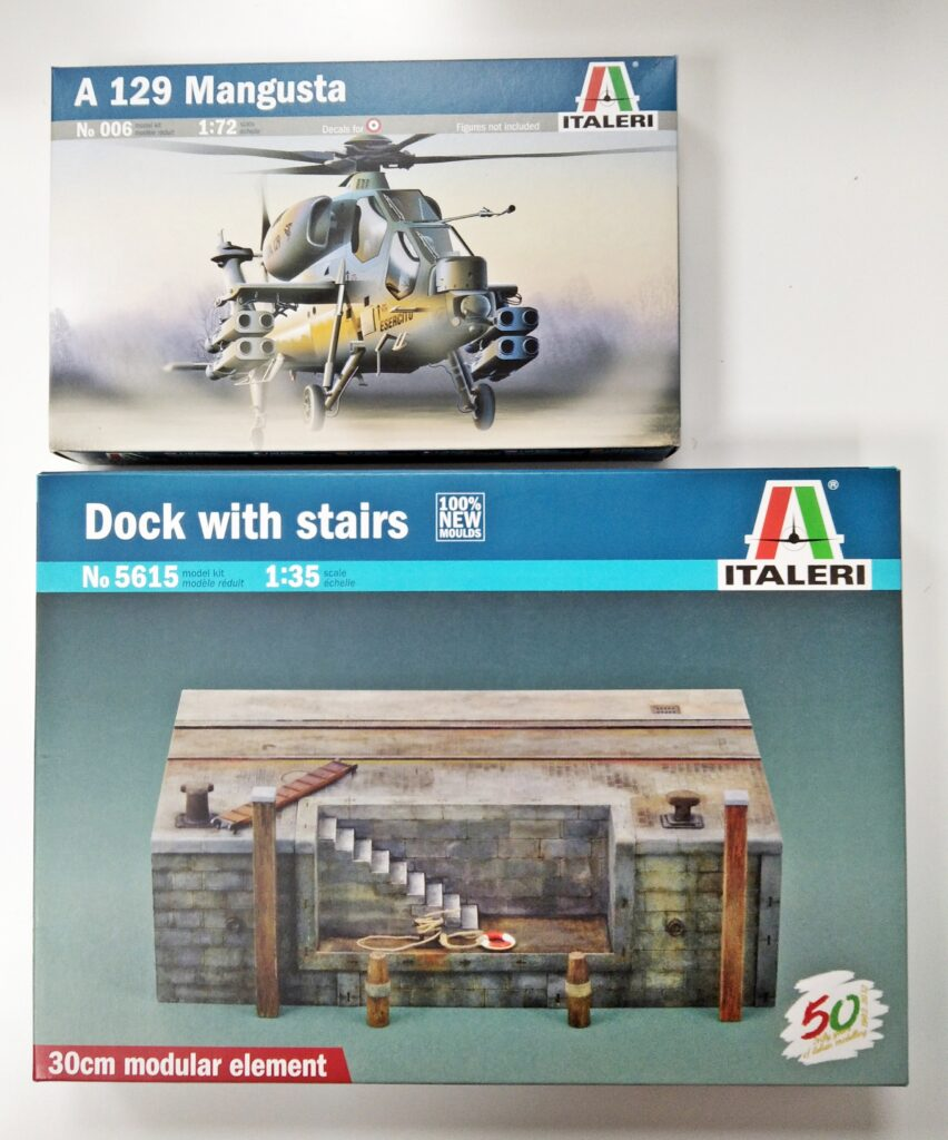 Italeri Model Kit Space Craft Models Broughty Ferry Dundee Scotland Angus