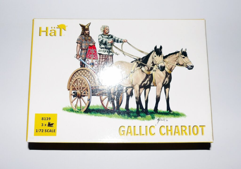 Space Craft Model Shop Hat Gallic Chariots 1/72 Dundee Scotland