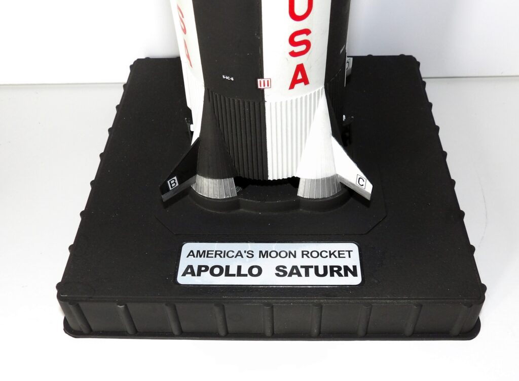 Revell Saturn V Rocket Space Craft Model Shop Broughty Ferry Dundee Scotland