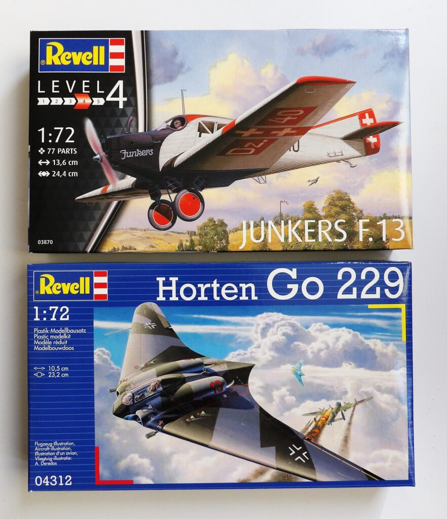 Revell 1:72 Aircraft Space Craft Model Shop Dundee Tayside Scotland