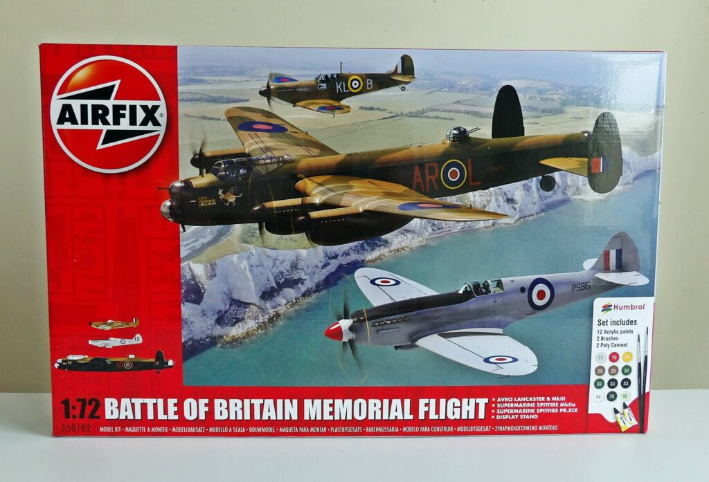 Airfix Lancaster Space Craft Broughty Ferry Dundee Scotland Model Shop