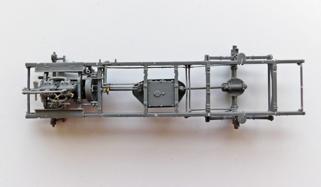 Miniart British Lorry Coal Space Craft Model Shop Dundee Scotland