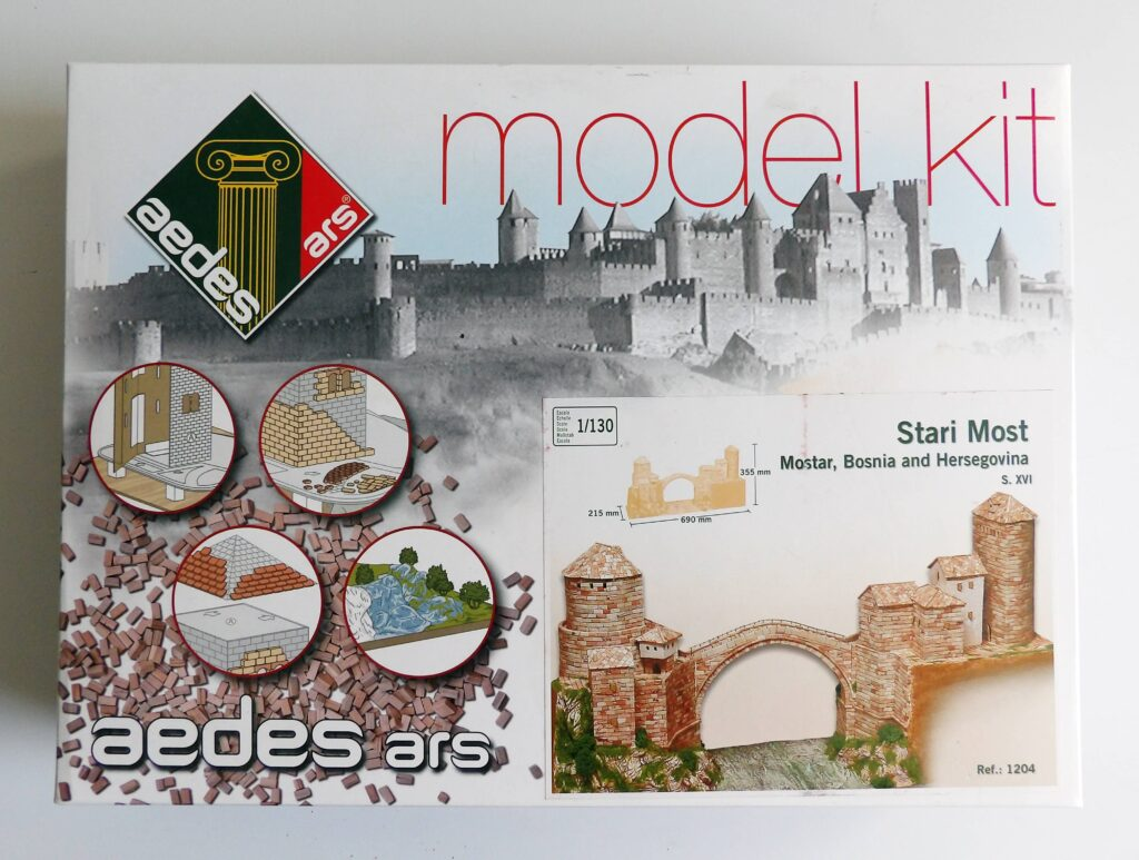 Aedes Ars Model Kit Space Craft Model Shop Dundee Scotland