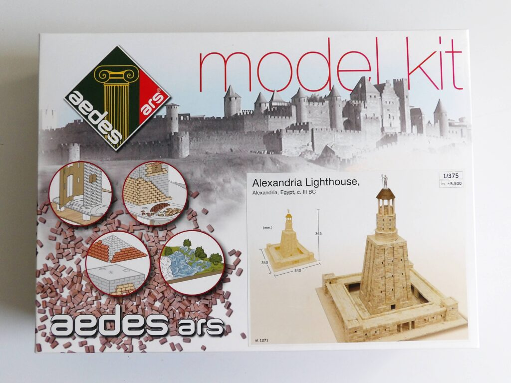 Aedes Ars Space Craft Model Shop Dundee Scotland